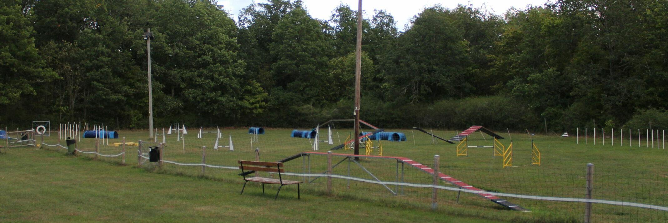 Klubben agilityplan